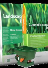 Csomag 10 kg Performance + New Grass + HandyGreen II. Kézi kiszóró
