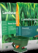 Csomag 10 kg Finesse + New Grass + HandyGreen II. Kézi kiszóró